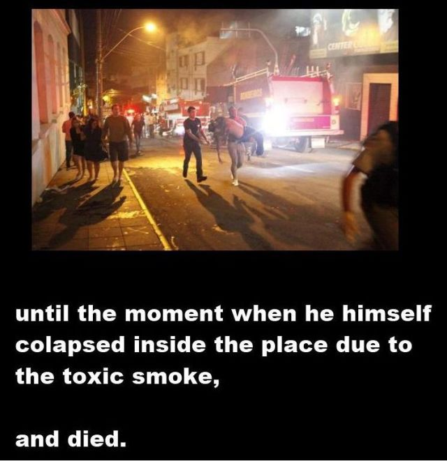 A Great Example of True Heroism…