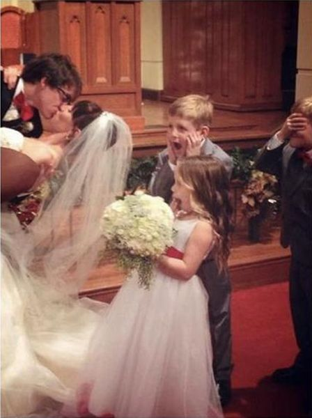 Memorable Wedding Moments You Don't Usually See