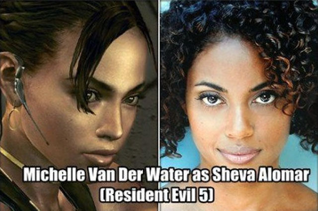 The Real Famous People Who Inspired These Video Game Characters