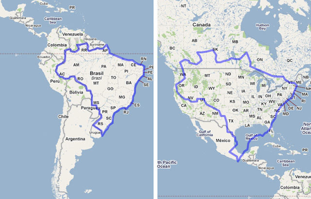 A Closer Look at the US Geographically