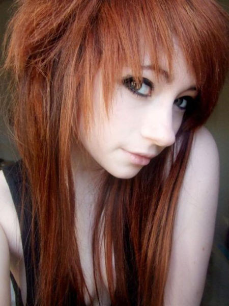 The Sometimes Scary But Still Cute Emo Girls 60 Pics - Izismilecom-8091