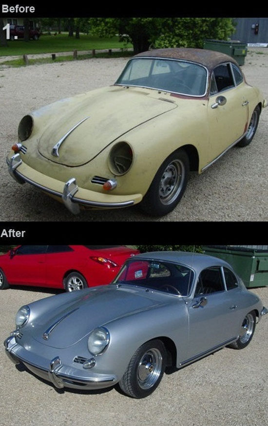 Old Cars Get New Lease on Life