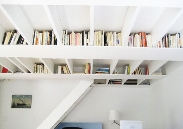 Spectacularly Creative Bookshelves