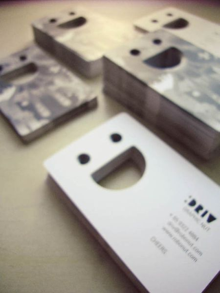 Totally Ingenious Business Card Designs