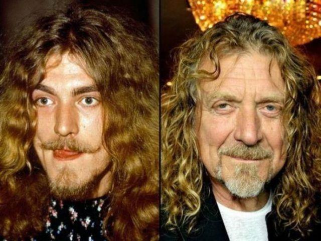 A Few Aging Rock Stars