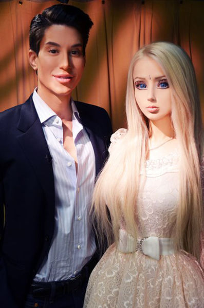 Barbie's Real Life Family and Friends