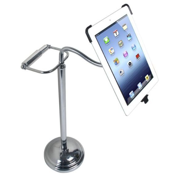 A Bathroom Inspired iPad Stand Design