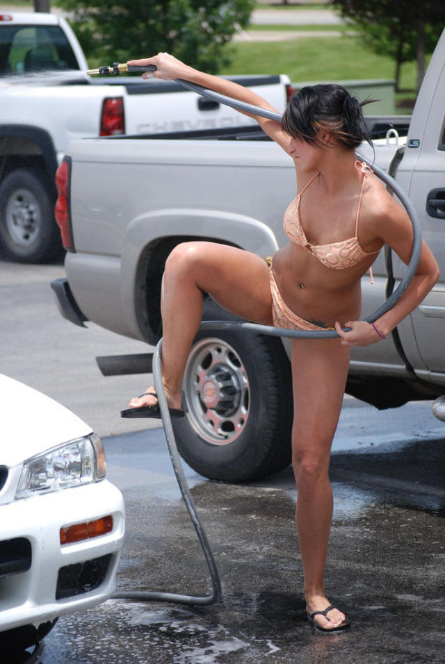 Best Car Wash Ever. Part 3