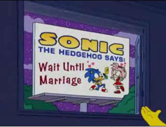"Gag Signs Spotted in ""The Simpsons"""