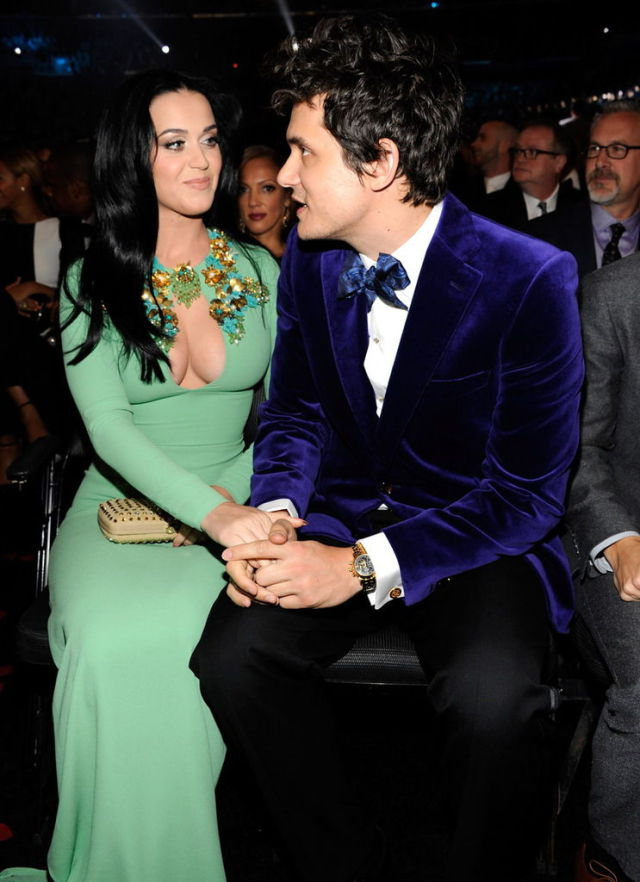 Katy Perry at the Grammy Awards Recently