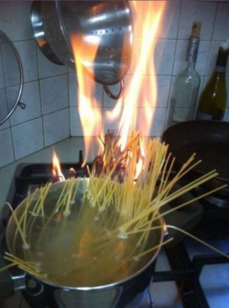 People Who Thought They Could Cook