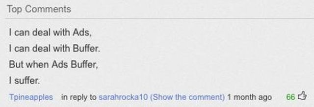 Really Funny YouTube Comments. Part 6