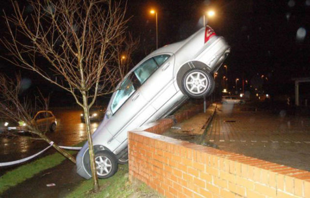 This Learner Driver Definitely Needs More Lessons…