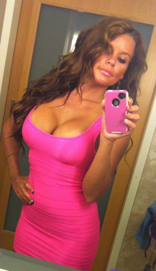 Oh My, Those Tight Dresses. Part 14