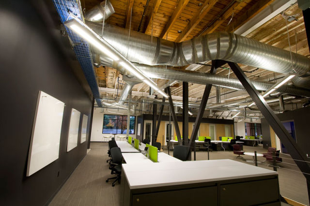 Skype's Employees Get to Enjoy These Stunning Offices
