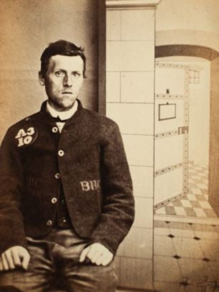 The First Mugshots Ever Date from 150 Years Ago!