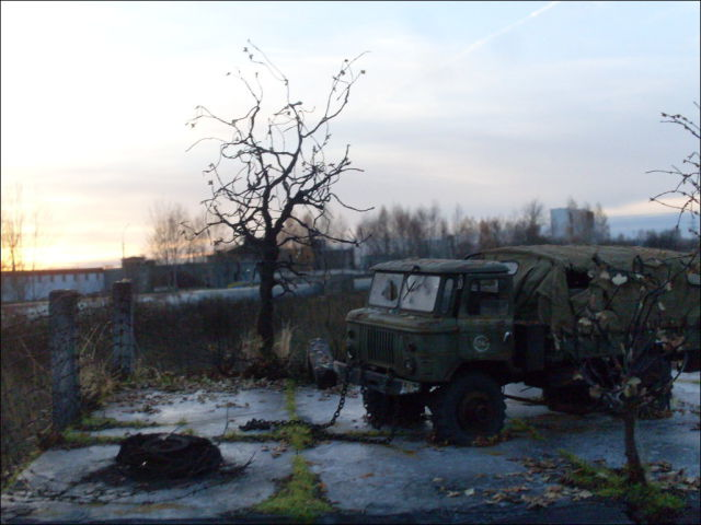 Uninhibited Chernobyl Exclusion Zone