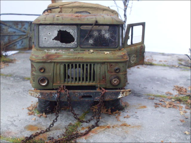 Uninhibited Chernobyl Exclusion Zone