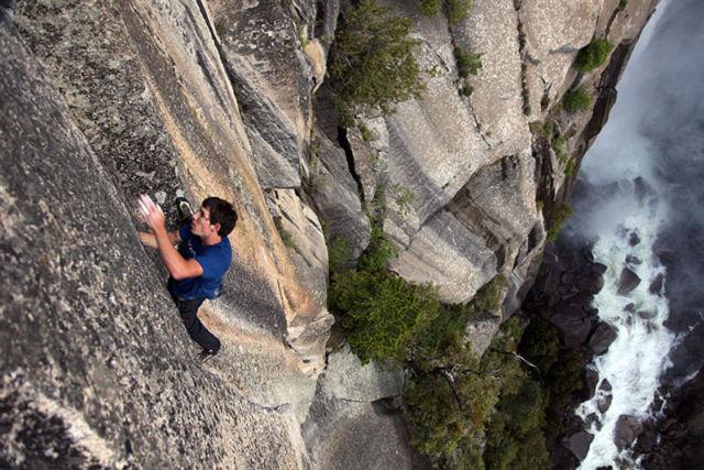 A Mountain Climbing Madman and Maverick