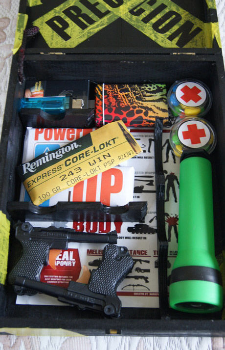 Awesome Homemade Gift Box Makes This Girl the Best Girlfriend Ever