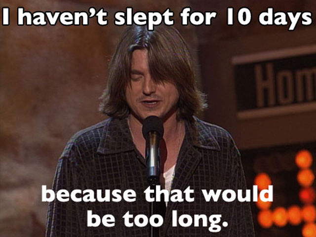 The Funniest Mitch Hedberg Quotes of All Time