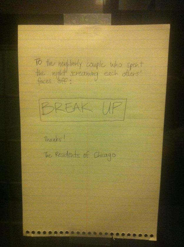 Breakup Letters You Should Be Happy You Didn't Receive
