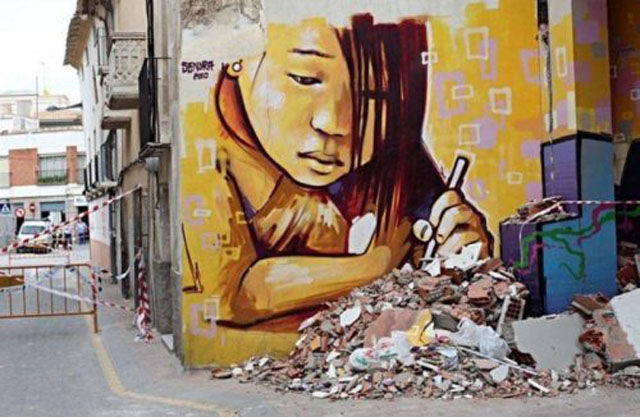 There Is No Limit to What Can Be Done Through Graffiti Art