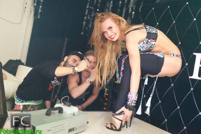 Russian Clubs: Where Weird Meets Beautiful. Part 2