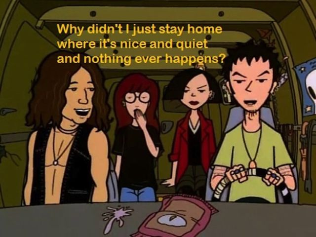 Daria Quotes that Sum It Up Perfectly