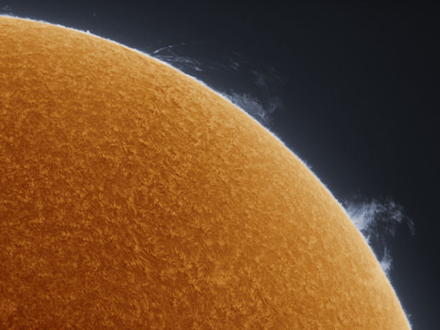 Amazingly Detailed Photos of the Sun