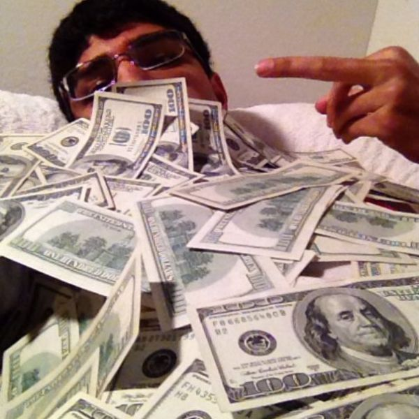 Instagram Reveals One Guy's Riches