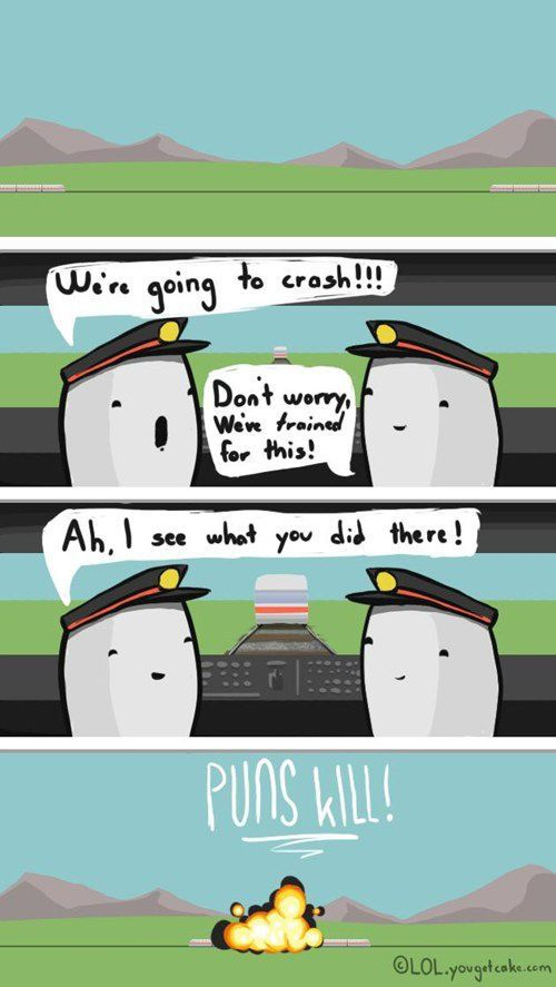 Puns You Can't Help But Laugh At