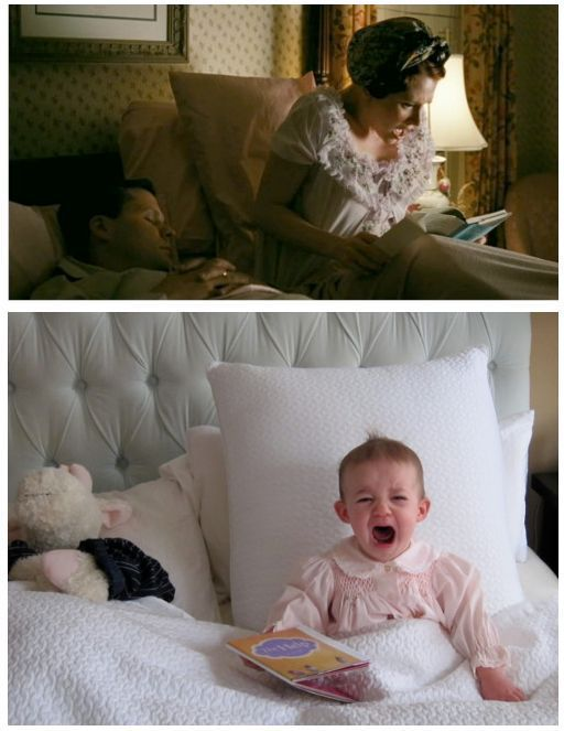 Sweet Photos of Children Re-enacting Movie Scenes