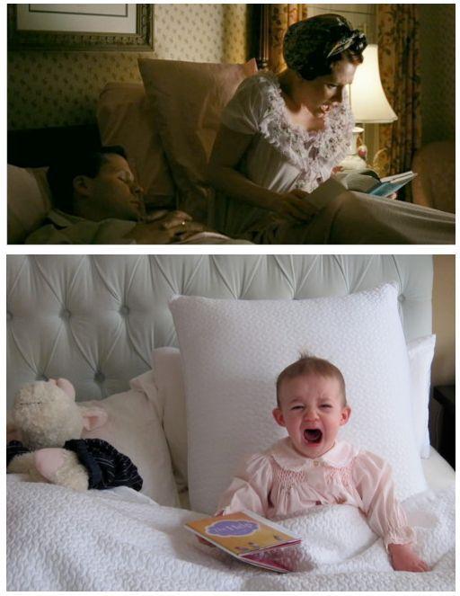 Sweet Photos of Children Re-enacting Movie Scenes