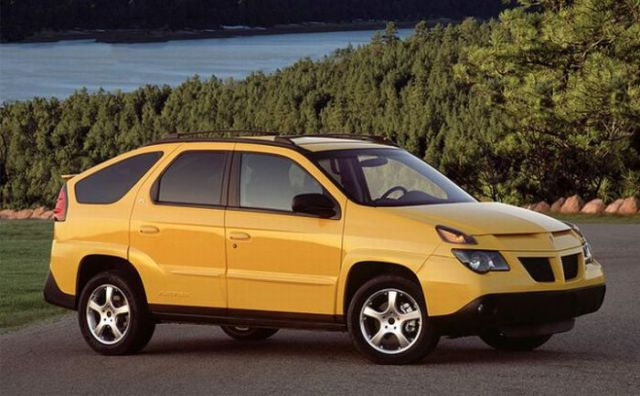 The Most Unattractive Car Designs Ever