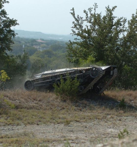 This Light Tank Is the Fastest in the World