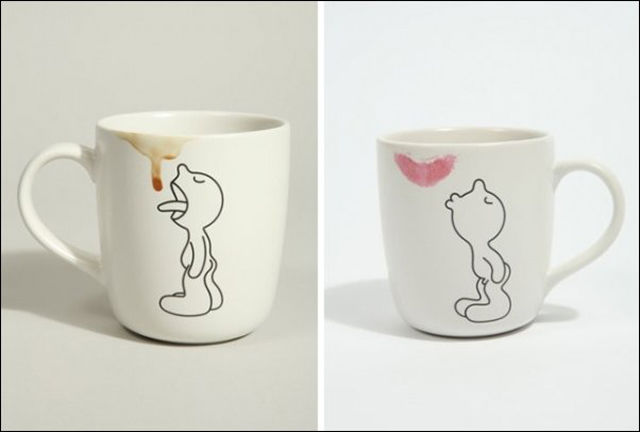 Cool gimmicky mug creations 31 pics Creative mug designs