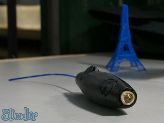 A Pen that Can Draw in 3D