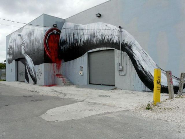 Inspired and Original Street Art
