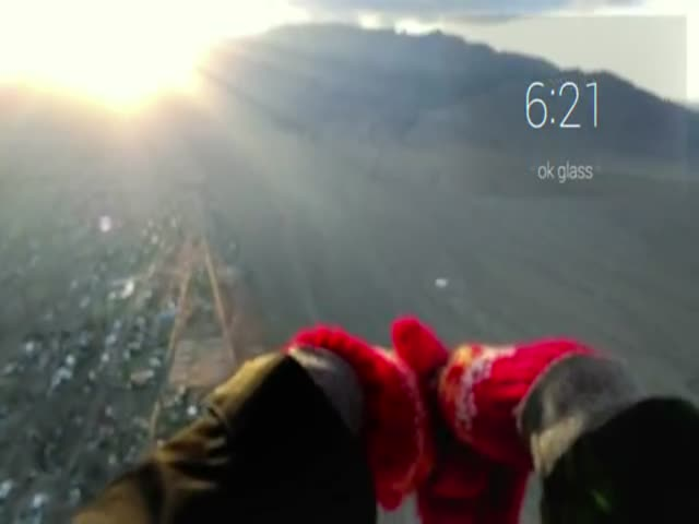 Google Glass – How Its User Interface Really Feels like!