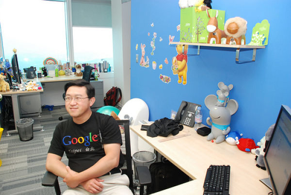 The Many Google Offices from around the World