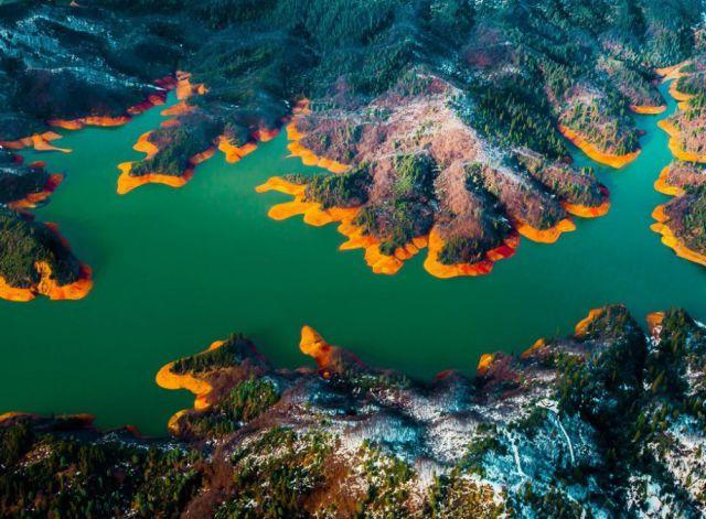 The Natural Wonder of the World around Us