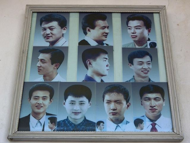 "Most Popular ""Approved"" Hairstyles in North Korea"