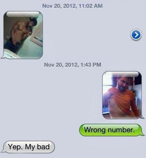 Sexting Attempts that Are Complete Fails