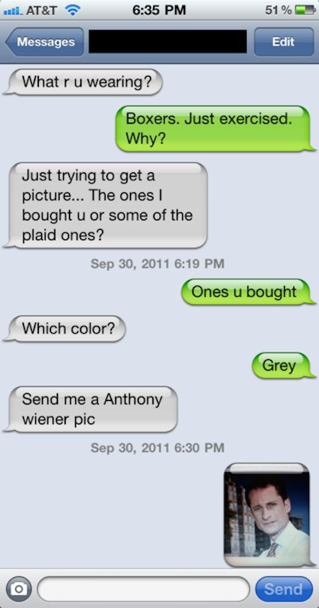 Sexting Attempts that Are Complete Fails (29 pics
