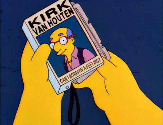 Bizarre Merchandise for Sale on The Simpsons