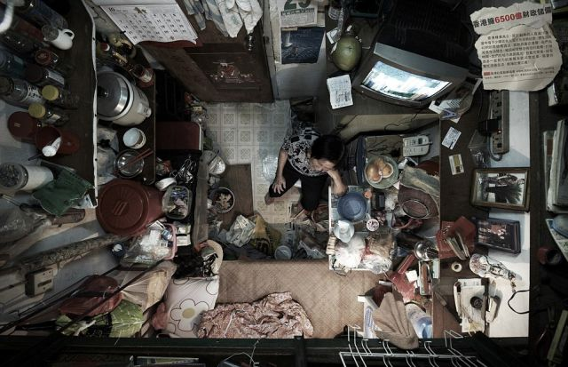 The People Who Live Like Tinned Sardines