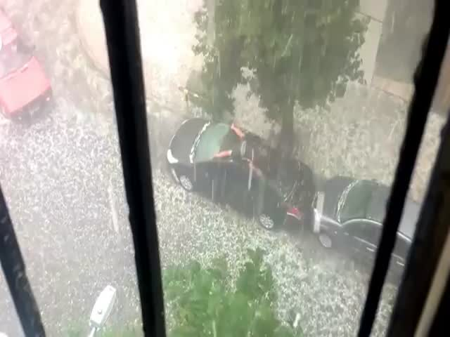 How to Protect Your Car from Hail