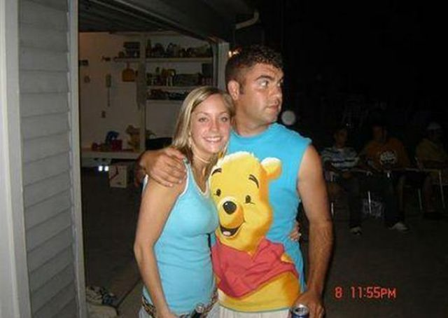 T-Shirts Create Hilarious Boob Photobombs