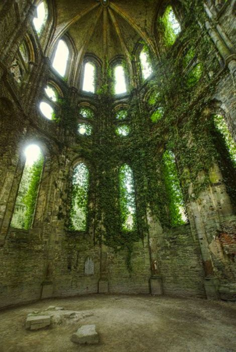 Awe-Inspiring Abandoned Places